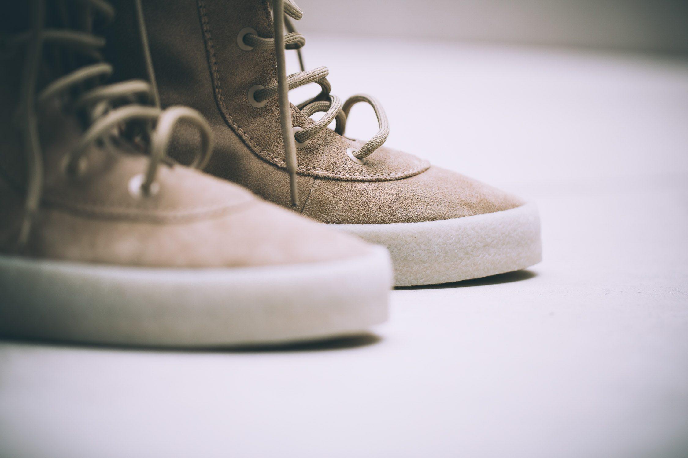 adidas Originals x Kanye West Crepe Boot 3