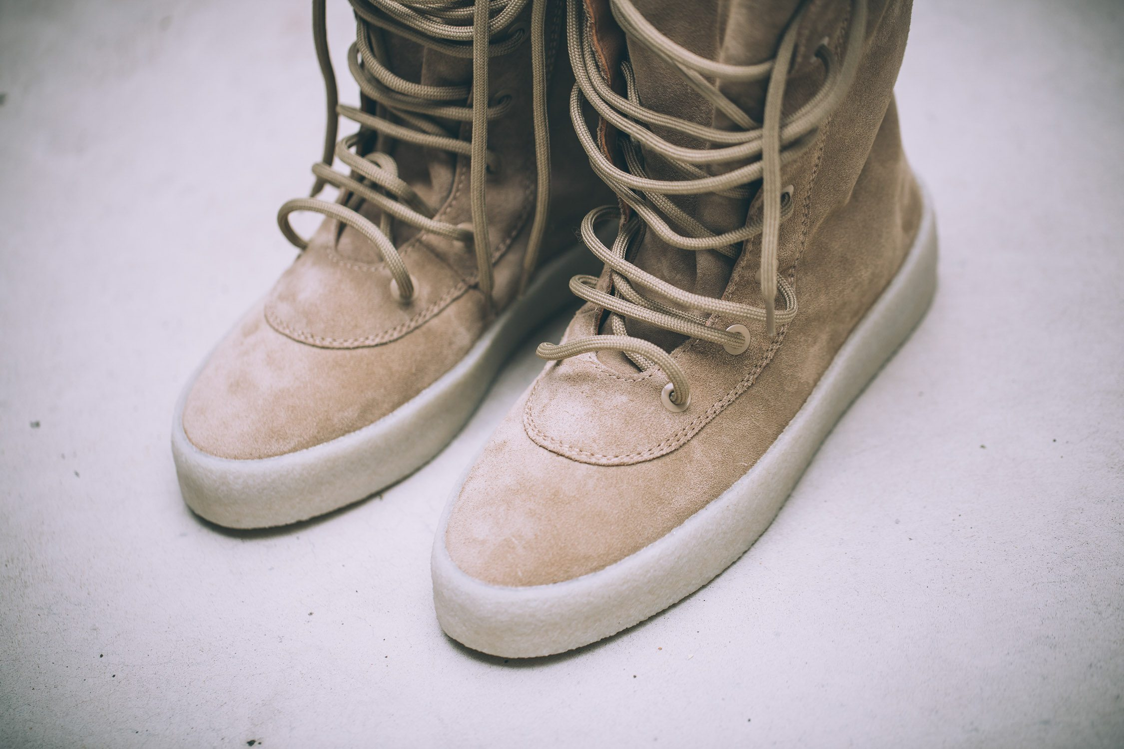 adidas Originals x Kanye West Crepe Boot 4
