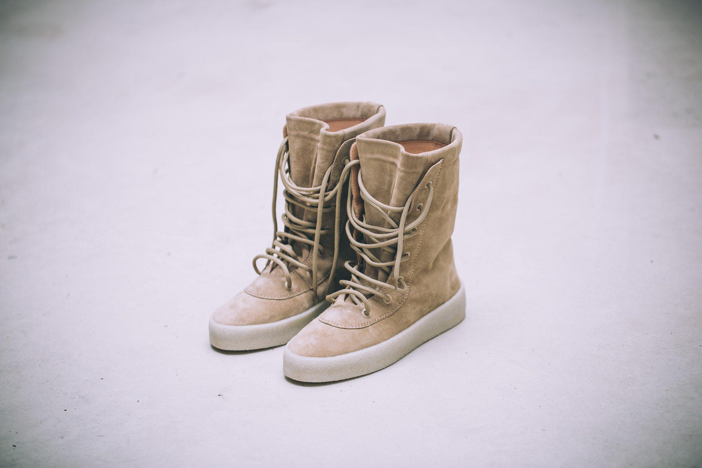 adidas Originals x Kanye West Crepe Boot 5