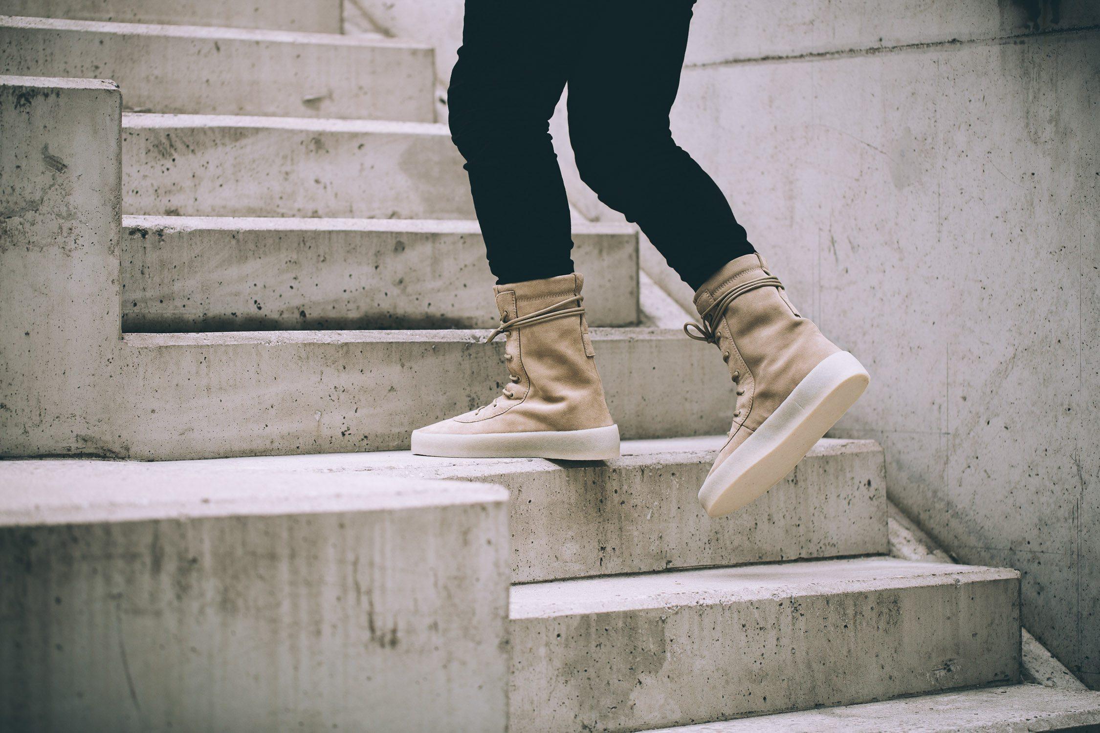 adidas Originals x Kanye West Crepe Boot 8