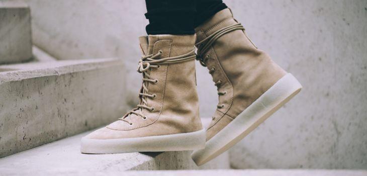 adidas Originals x Kanye West Crepe Boot 9 730x350