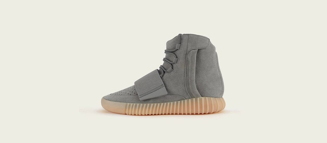 Yeezy Boost 750 Grey White