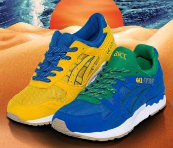 ASICS Tiger Gel Lyte Brazil Pack 1 350x300