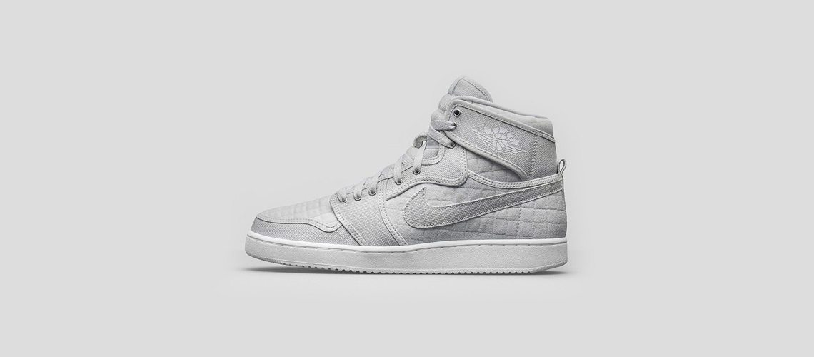 Air Jordan 1 KO High OG Pure Platinum