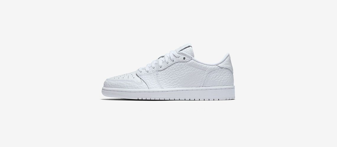 Air Jordan 1 Low NS All White