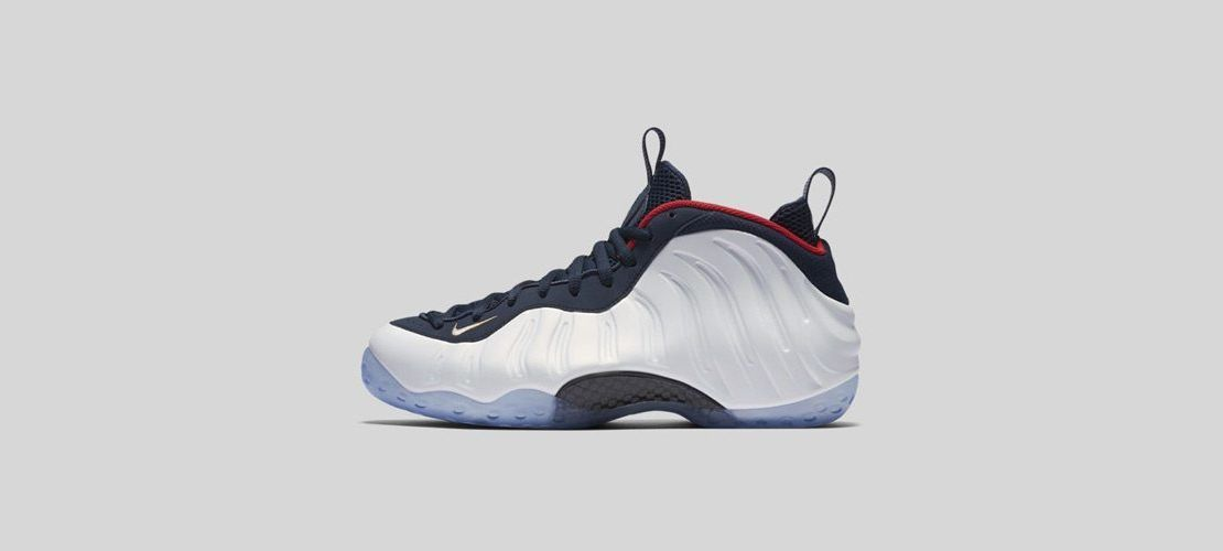 Nike Air Foamposite One Olympic 1110x500