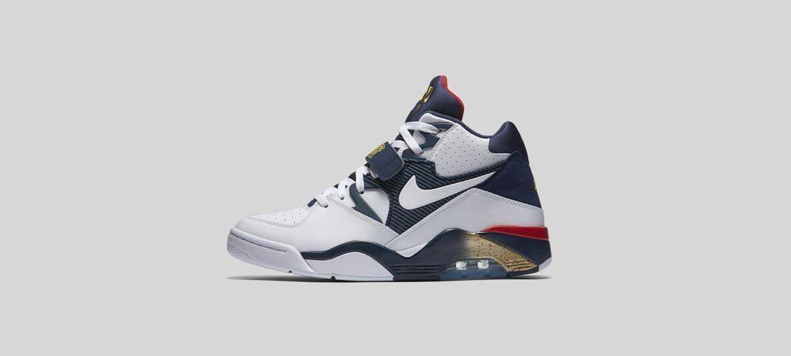 Nike Air Force 180 Olympic 1110x500