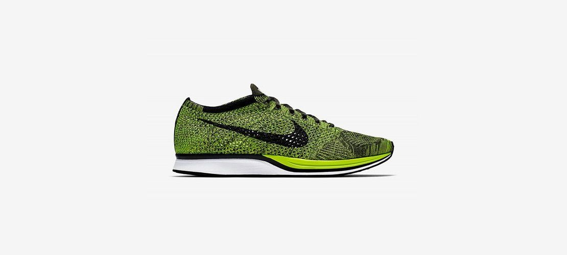 Nike Flyknit Racer Volt 1110x500
