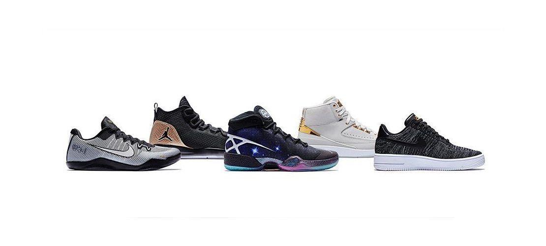 Nike x Quai 54 Kollektion 1110x500