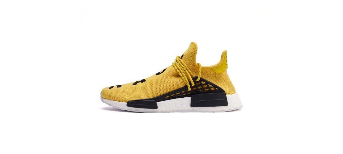 adidas Originals x Pharrell Williams HU NMD 1110x500