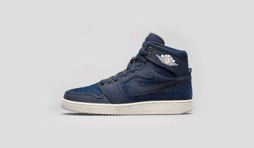 Air Jordan 1 KO High OG – Navy / Sail