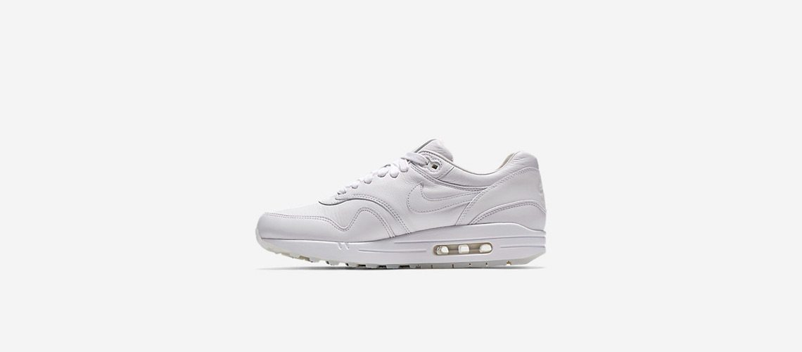 Nike Air Max 1 Deluxe All White
