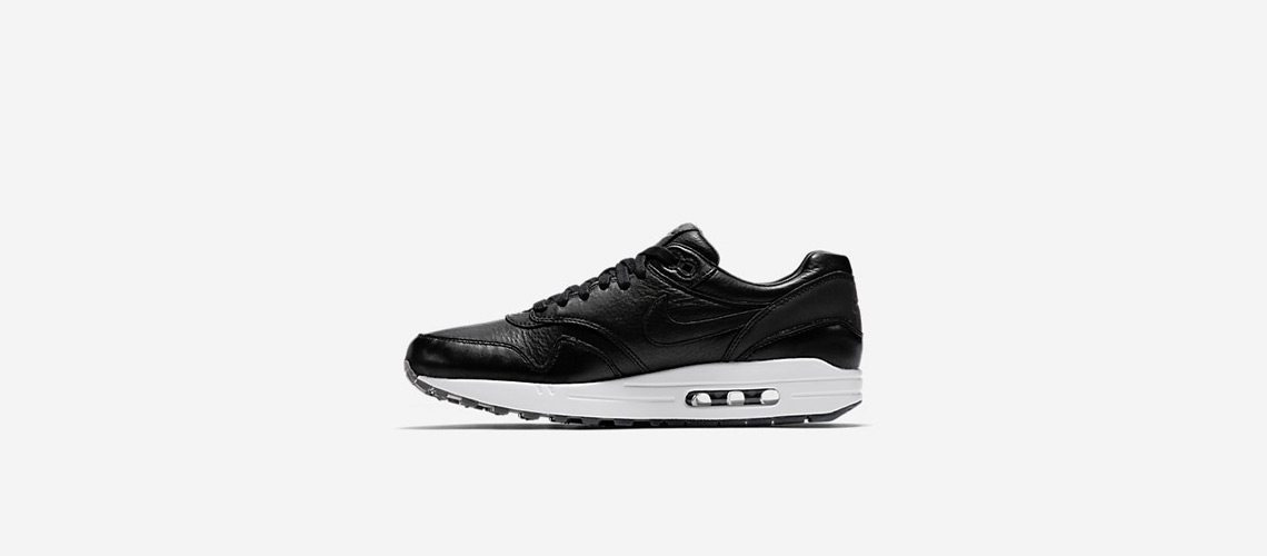 Nike Air Max 1 Deluxe Black White