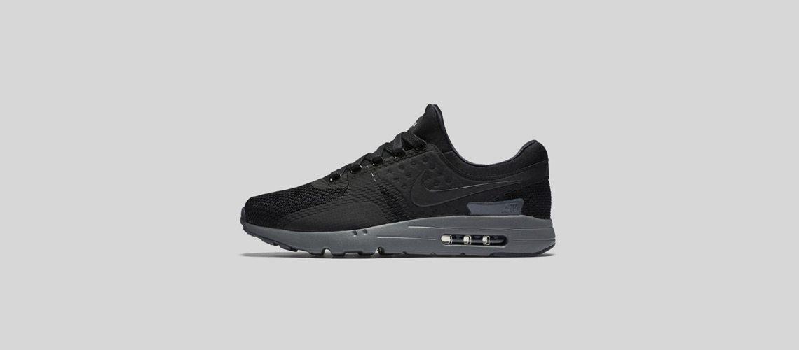 Nike Air Max Zero Black Grey