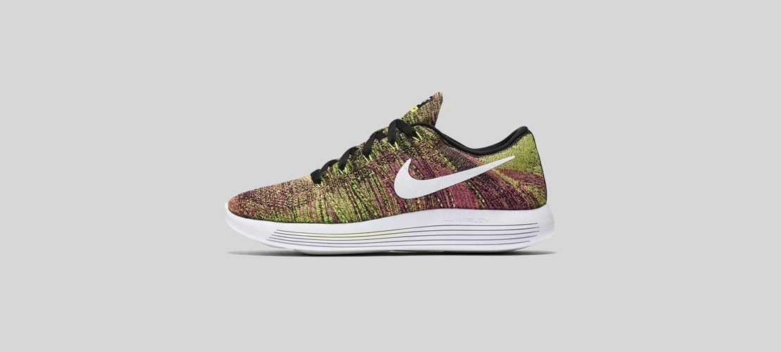 Nike LunarEpic Low Flyknit ULTD Multi 1110x500