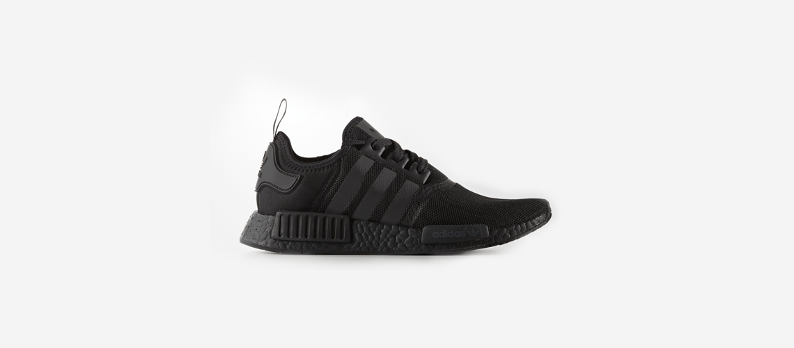 adidas NMD Mesh All Black