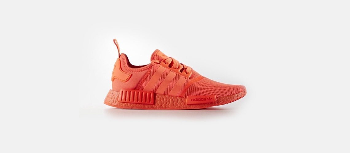 adidas NMD Mesh All Red