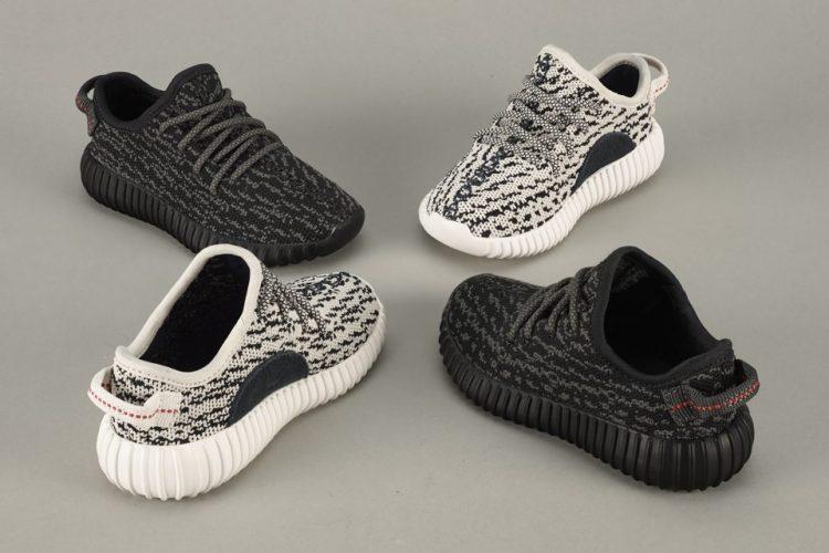 adidas Yeezy Boost 350 Infant Release Infos