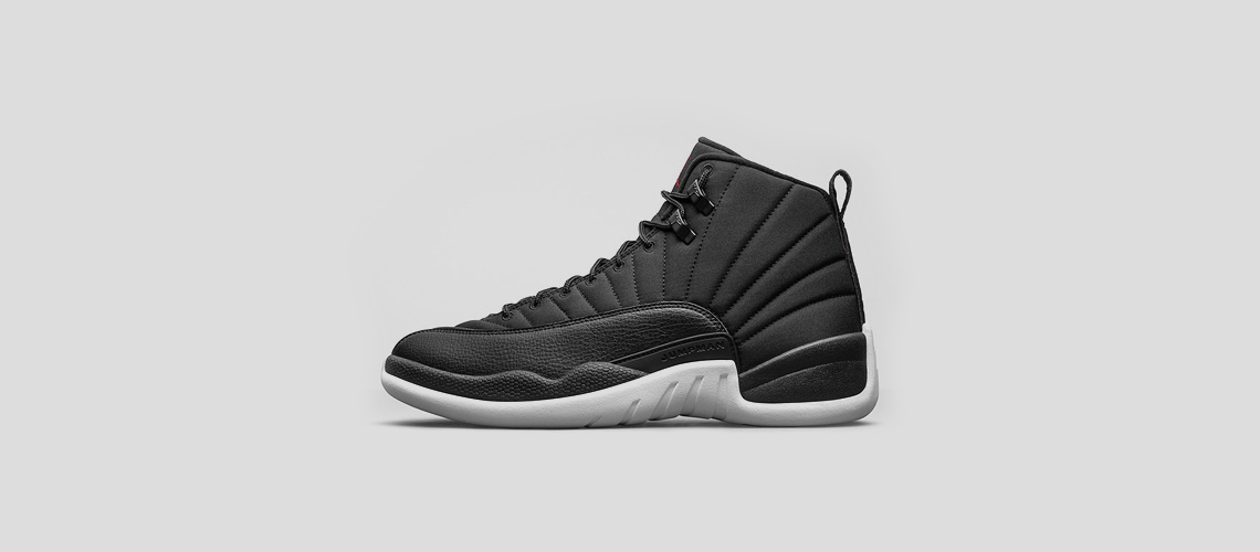 Air Jordan 12 Retro Black 1