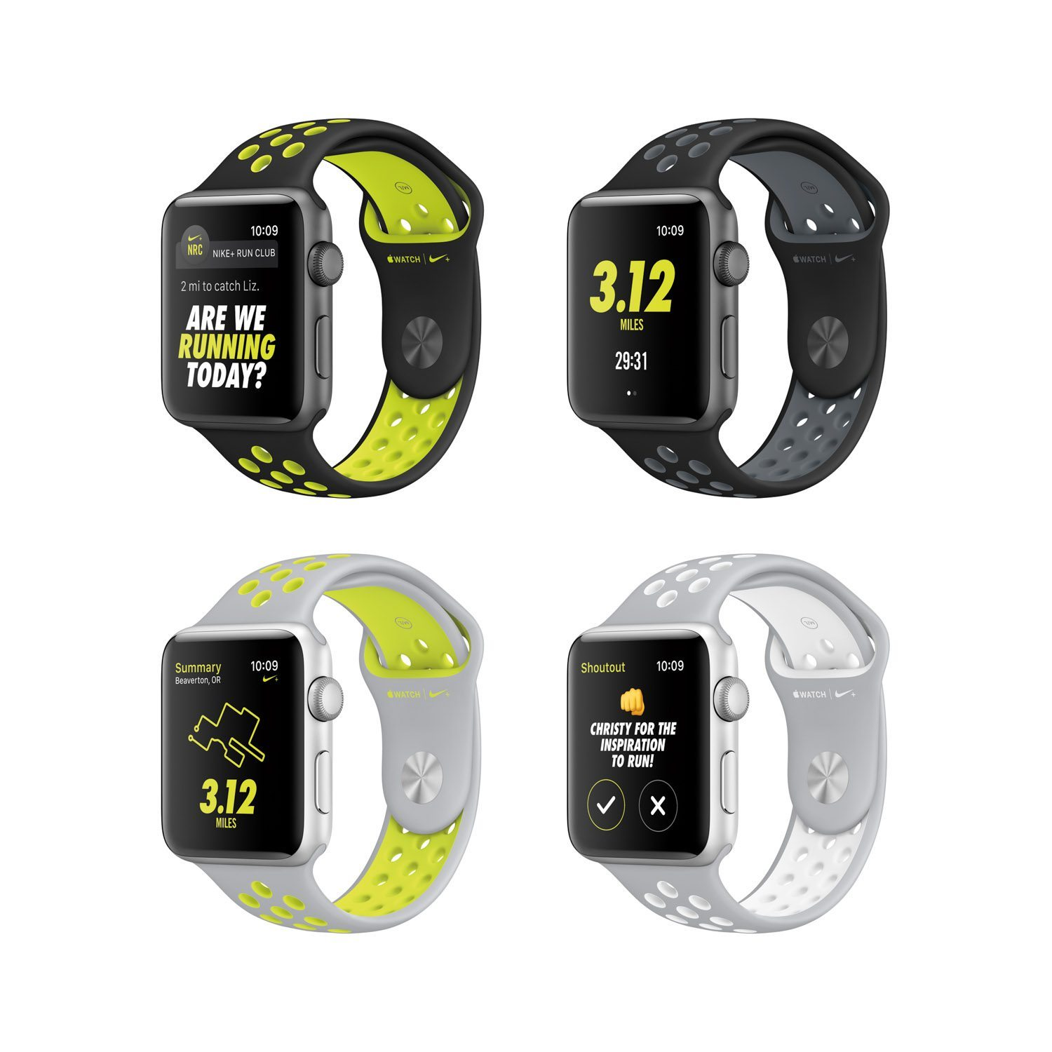 Apple Watch Nike 2