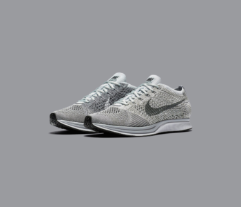 Nike Flyknit Racer Pure Platinum 1 350x300