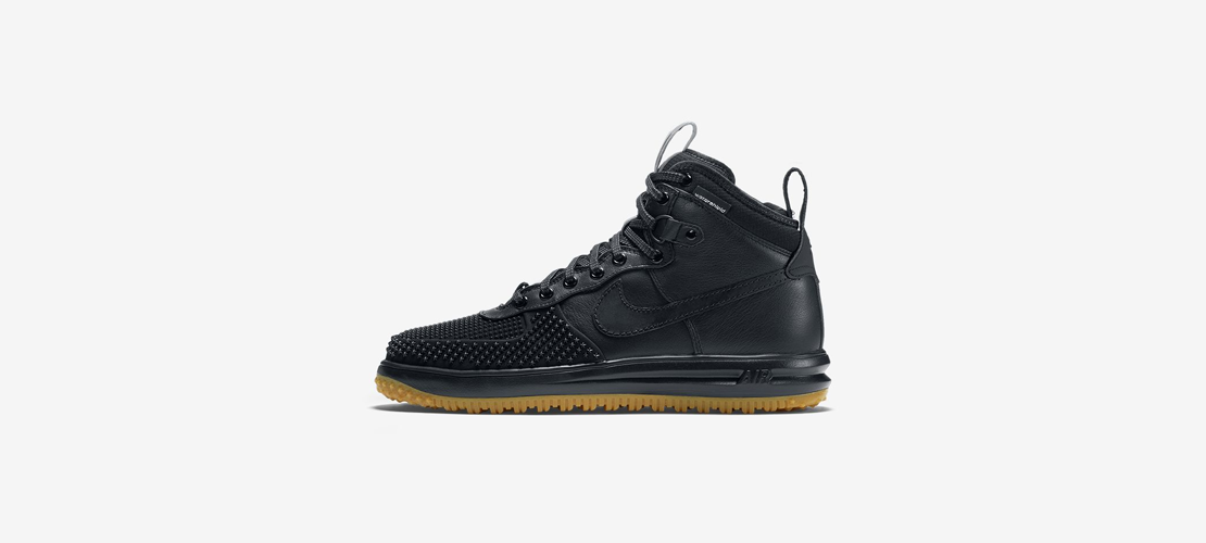 Nike Lunar Force 1 Duckboot Black 1110x500