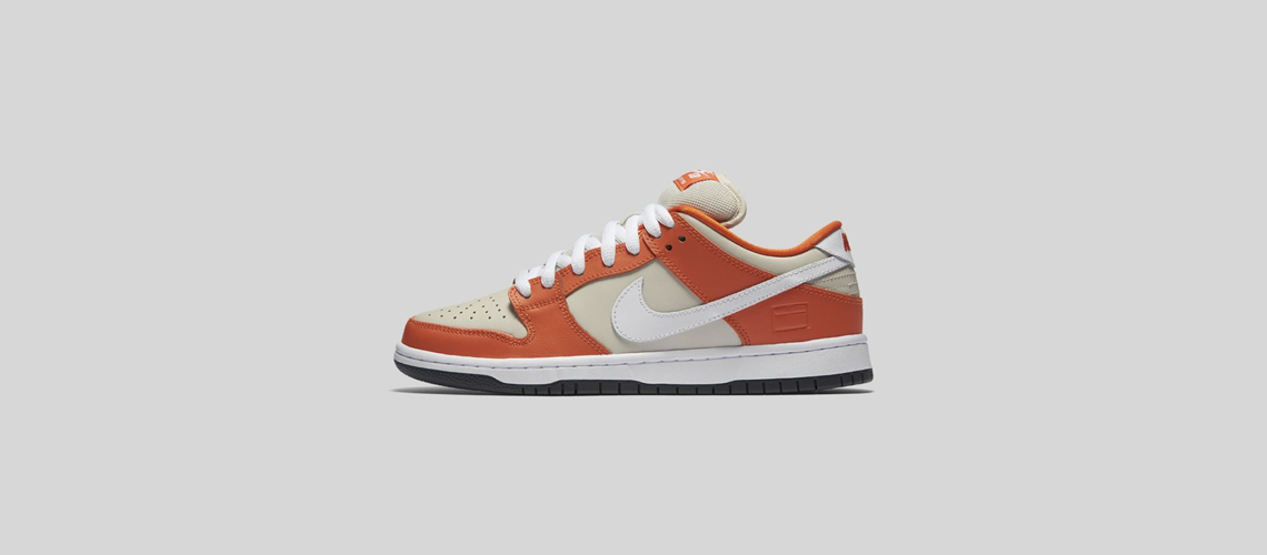 Nike SB Dunk Low Orange Box