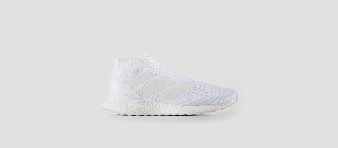 adidas ACE 16 Purecontrol Ultra Boost All White