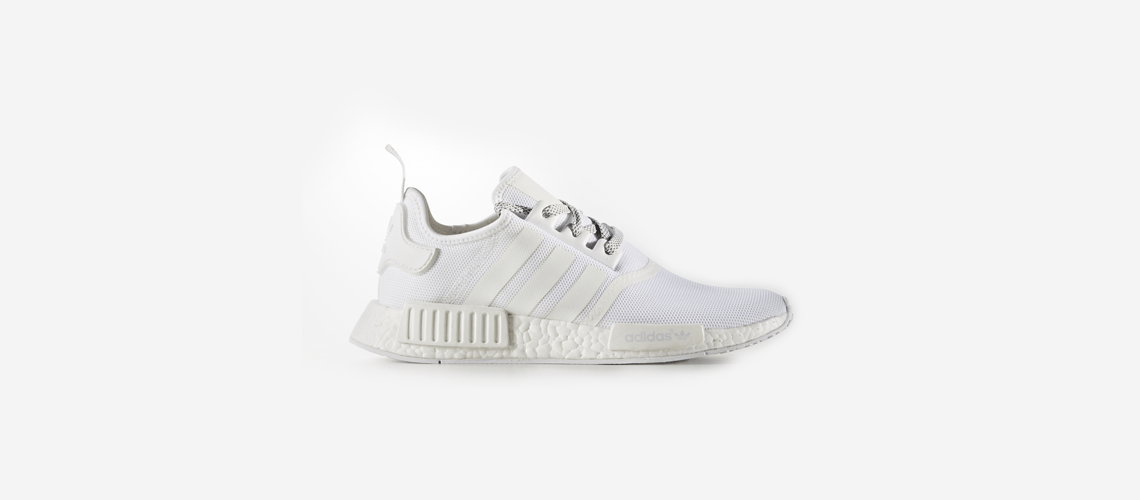 adidas NMD White Reflective