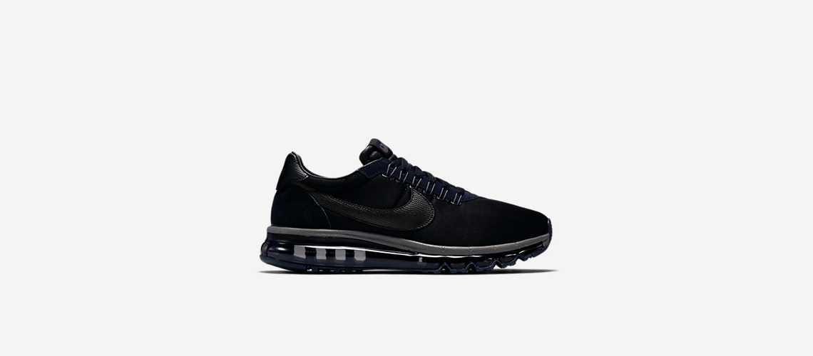 fragment x NikeLab Air Max Zero LD Triple Black