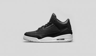 Air Jordan 3 – Black / White