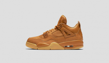 Air Jordan 4 – Ginger