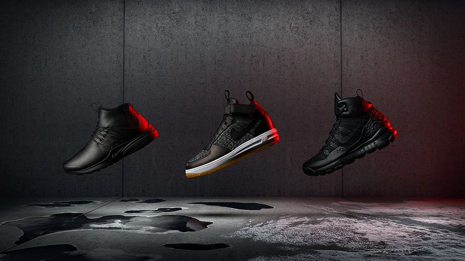 Mens Nike SneakerBoot Collection