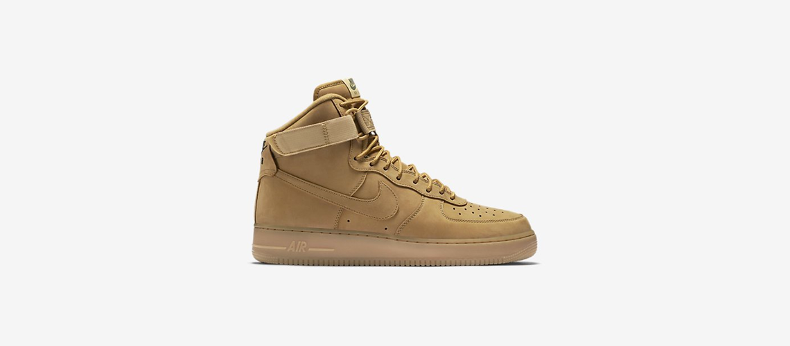 Nike Air Force 1 High 07 LV8 WB Flax Wheat
