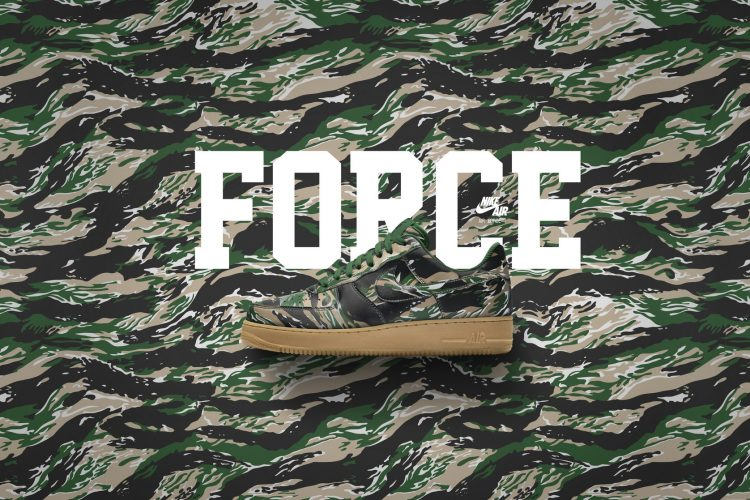 Nike Air Force 1 iD – Camo