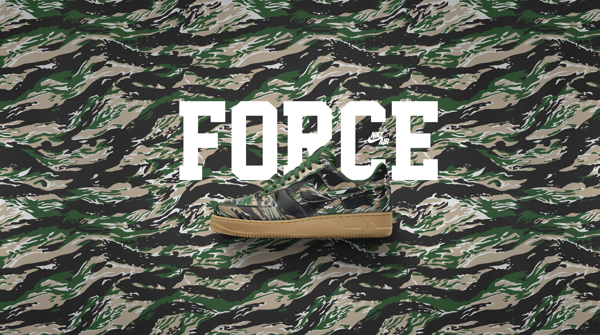Nike Air Force 1 iD Camo 4