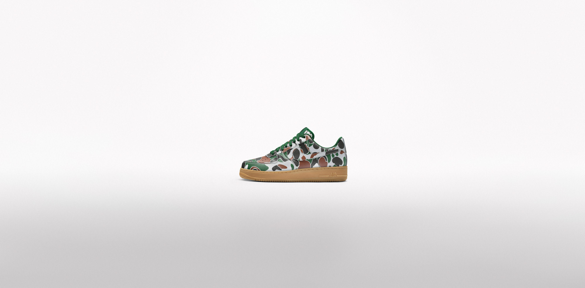 Nike Air Force 1 iD Camo 6