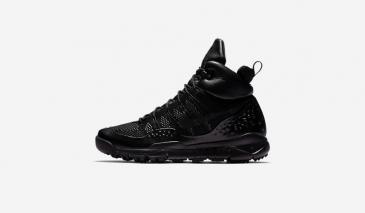 Nike Lupinek Flyknit – Black