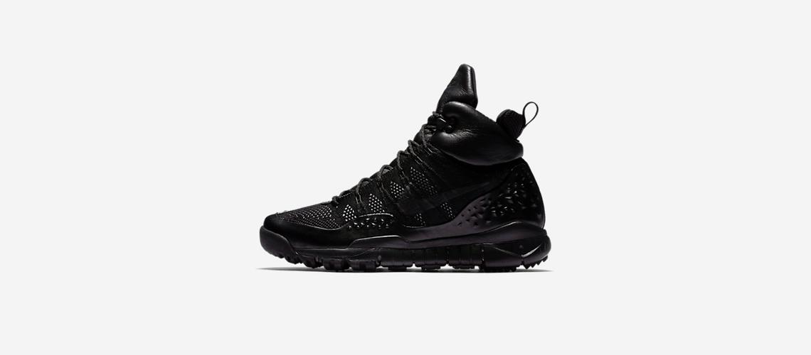 Nike Lupinek Flyknit Black