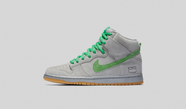 Nike SB Dunk High – Grey Box