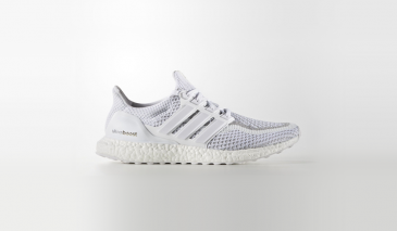 adidas Ultra Boost – White Reflective