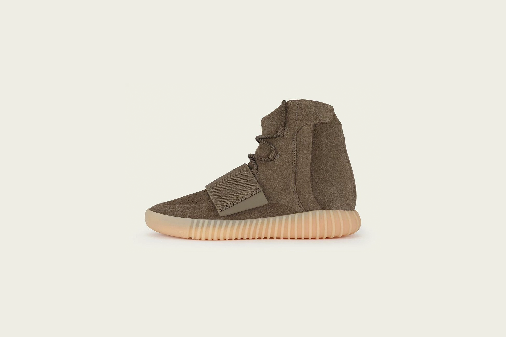 adidas Yeezy Boost 750 Brown 1
