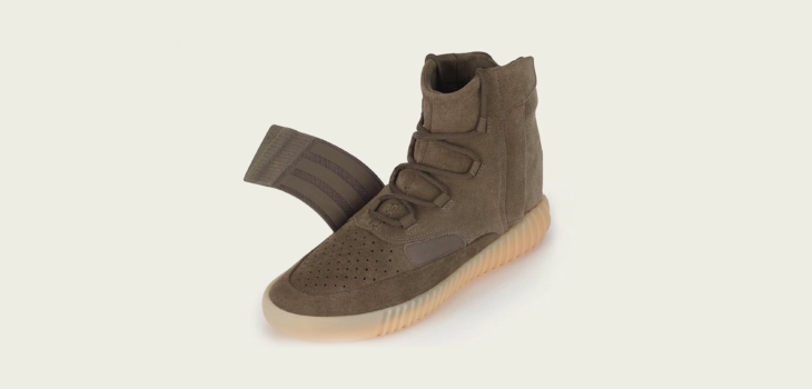 adidas Yeezy Boost 750 Brown 3 730x350