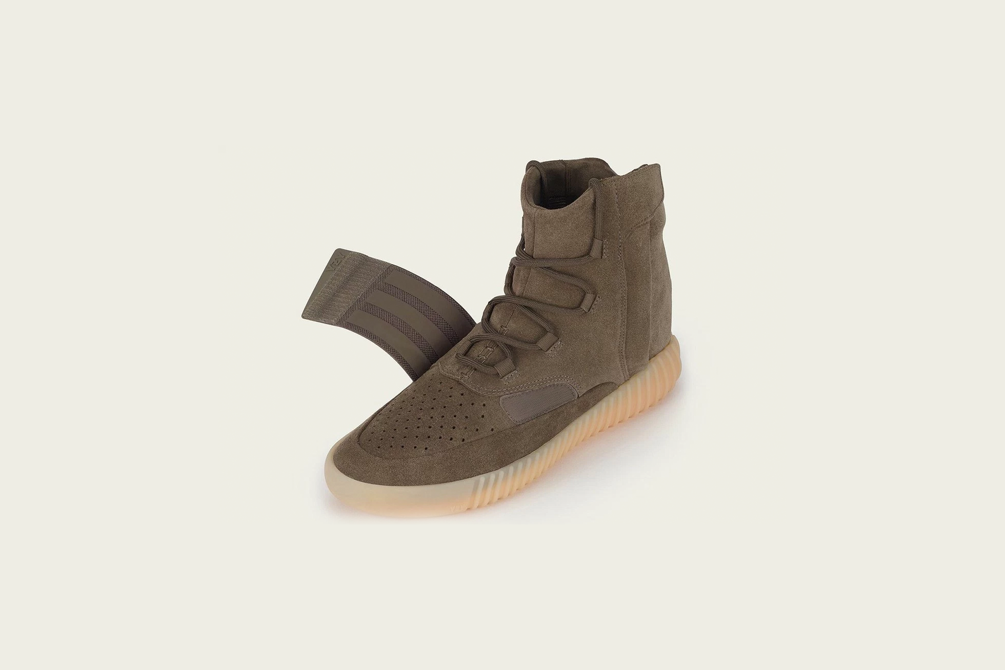 adidas Yeezy Boost 750 Brown 3