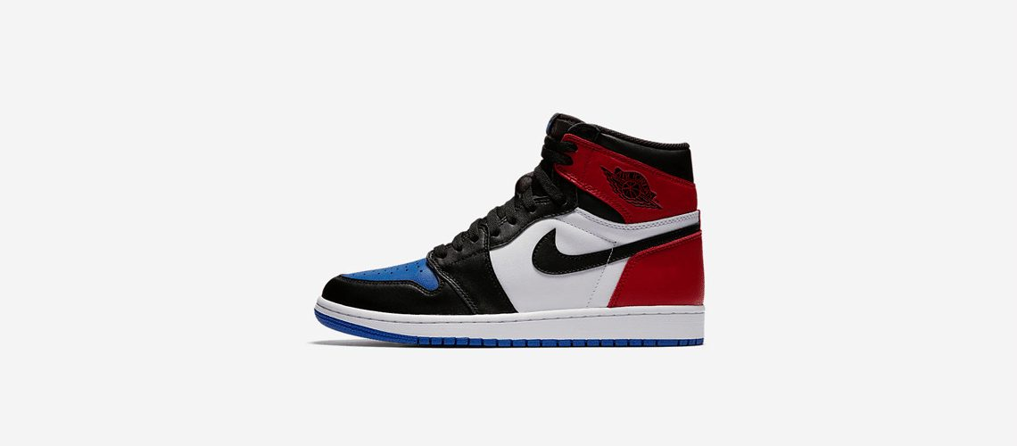 Air Jordan 1 Retro Top 3 Pick