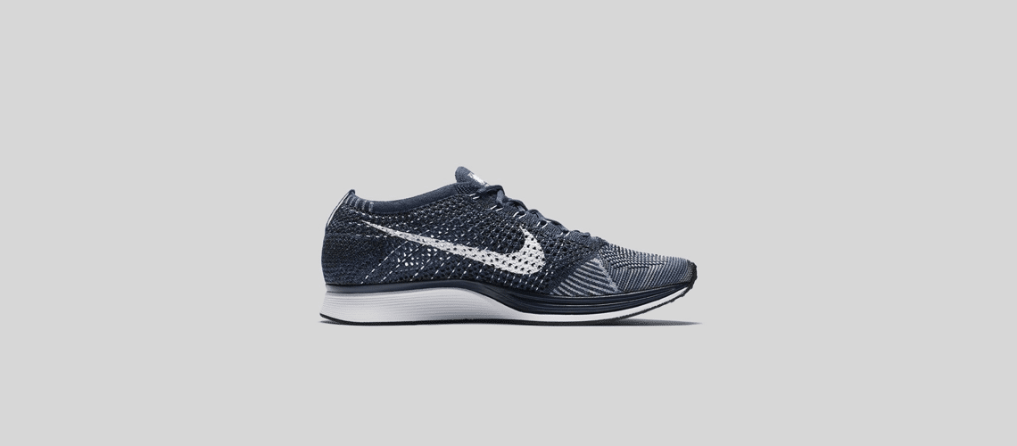 Nike Flyknit Racer Blue Tint