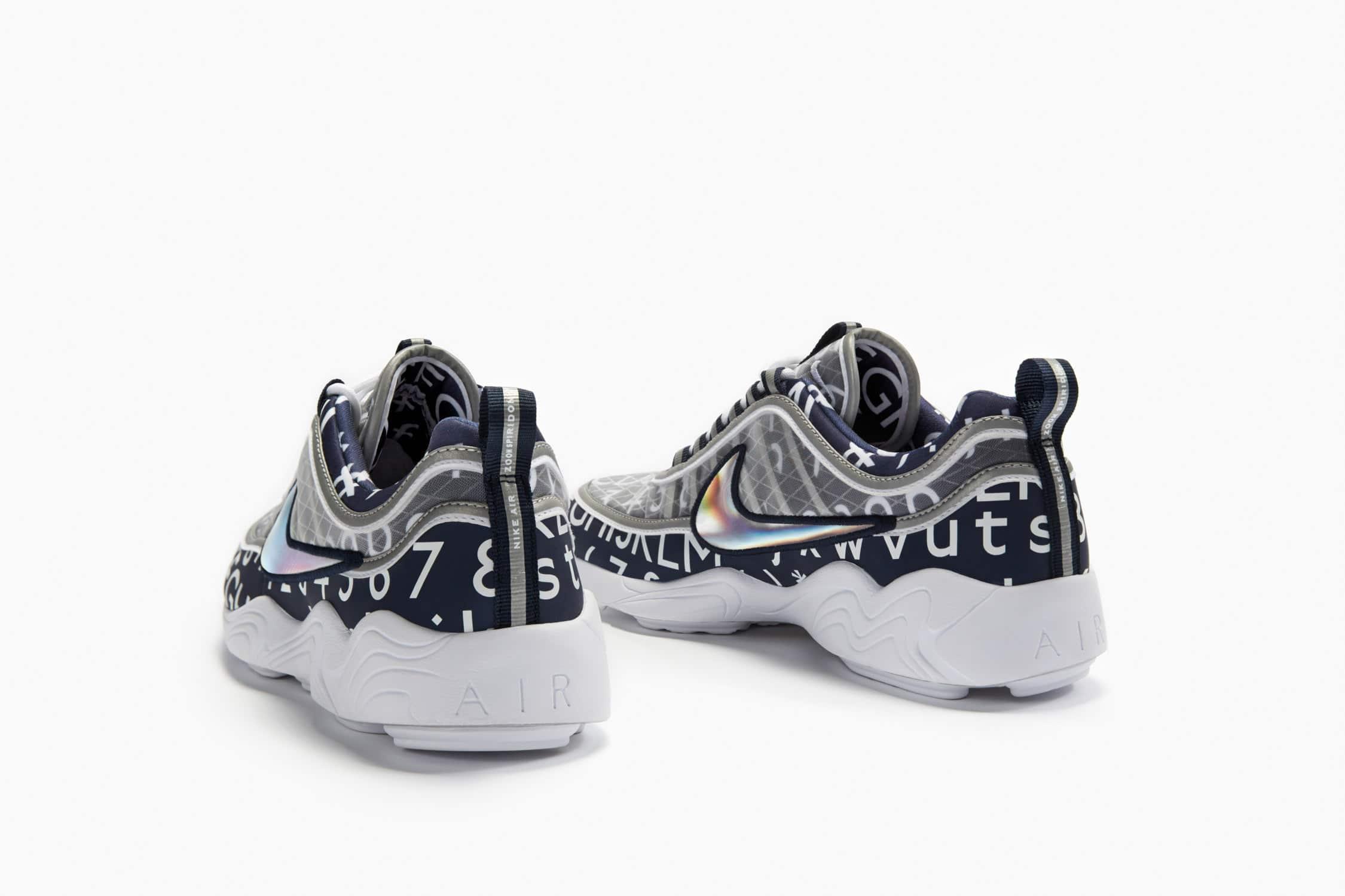 NikeLab x Roundel Zoom Spiridon 2
