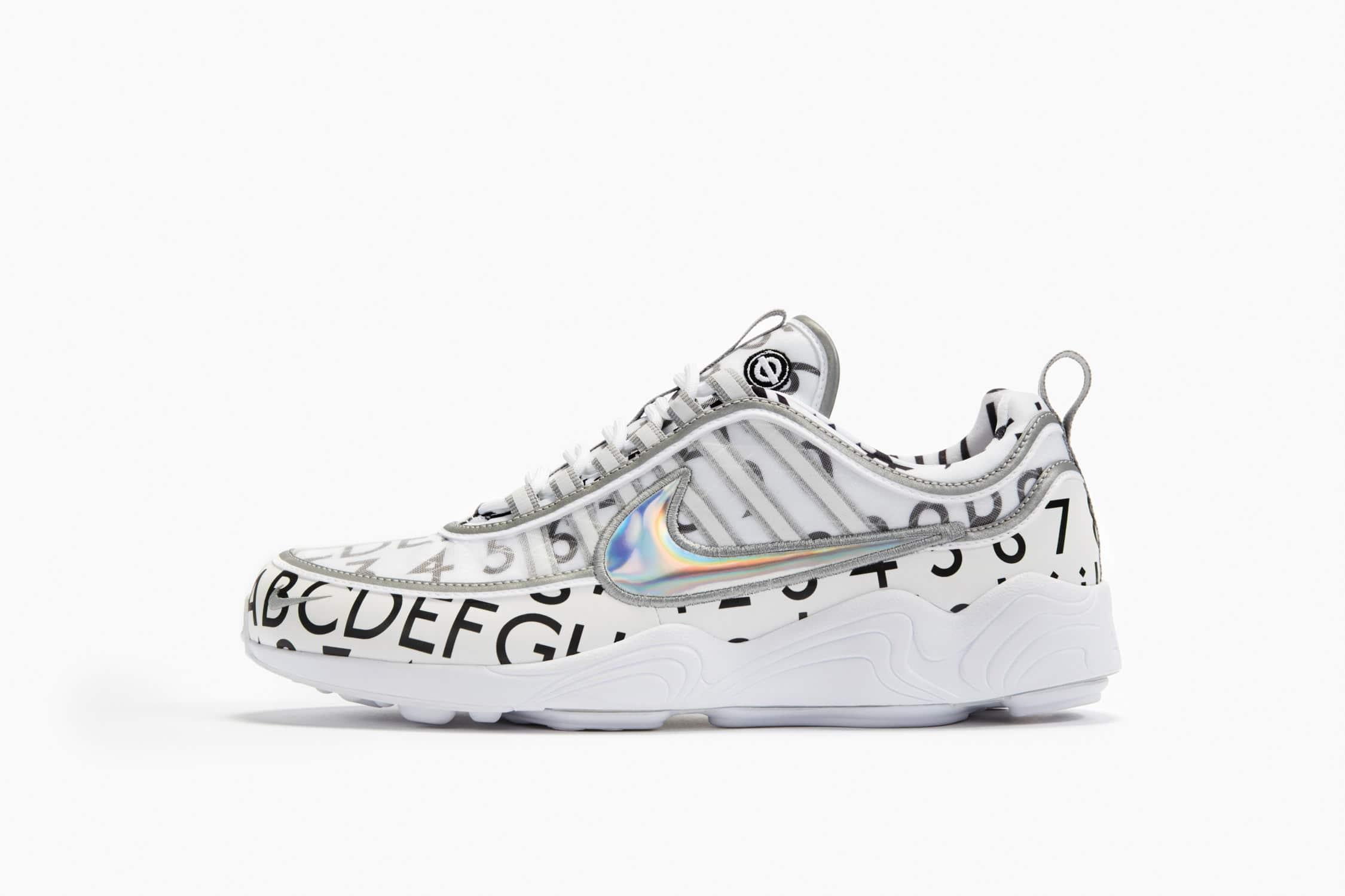 NikeLab x Roundel Zoom Spiridon 7