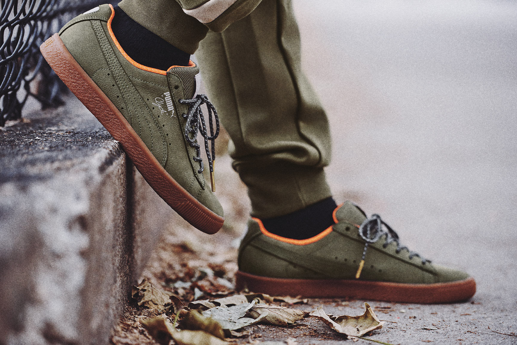 PUMA Clyde Winterized Pack 4