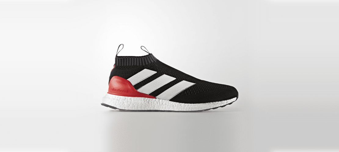 adidas ACE 16 Purecontrol Ultra Boost Black Red 1110x500